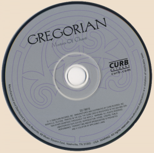 Gregorian - Masters Of Chant (Barnes and Noble Edition) (2008)