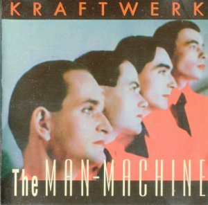 Kraftwerk – The Man-Machine (1978)