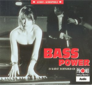 VA - Audio's Audiophile - Bass Power (1994) [24kt. Gold-CD]