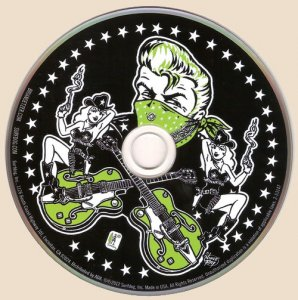 Brian Setzer's - Rockabilly Riot! Live from the Planet (2012)