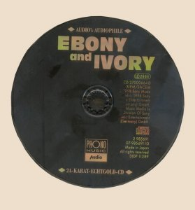Audio's Audiophile Vol.5 – Ebony And Ivory (1998)