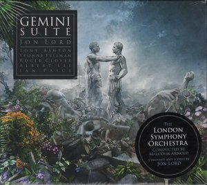 Jon Lord &ampl The London Symphony Orchestra - Gemini Suite (2016)