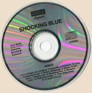 Shocking Blue - Venus (1990)