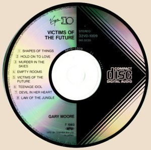 Gary Moore - Victims Of The Future (1983)