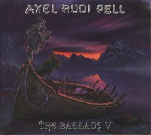 Axel Rudi Pell - The Ballads V (2017)