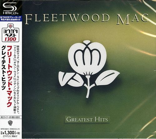 Fleetwood Mac - Greatest Hits (1988) SHM-CD flac скачать