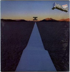 Judas Priest - Point Of Entry (1981)