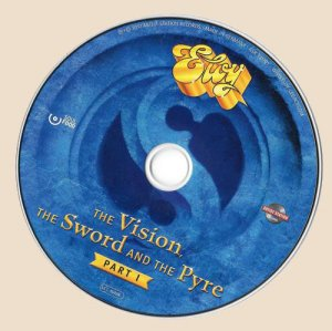 The Vision, The Sword & The Pyre (CD)