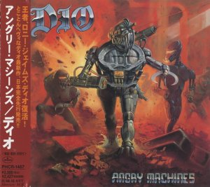 Dio - Angry Machines (1996)