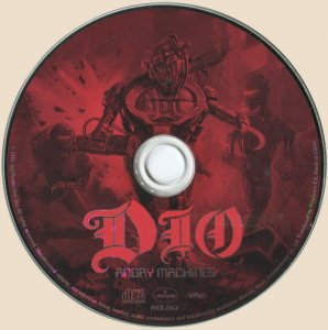 Dio - Angry Machines (CD)
