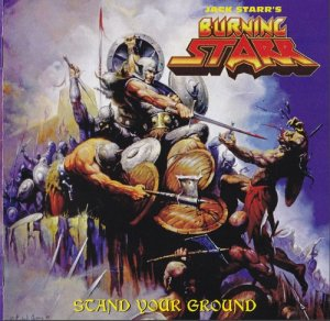 Jack Starr's Burning Starr - Stand Your Ground FLAC