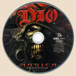 Dio - Magica (Deluxe Edition NEGO 17) CD