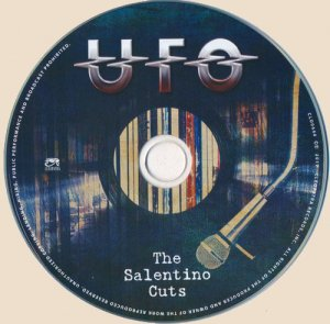 UFO - The Salentino Cuts (CD)