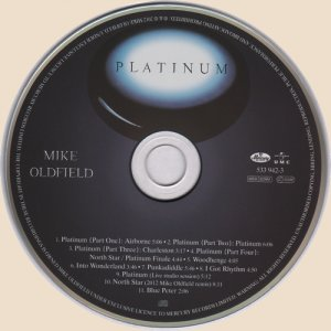 CD1 Mike Oldfield