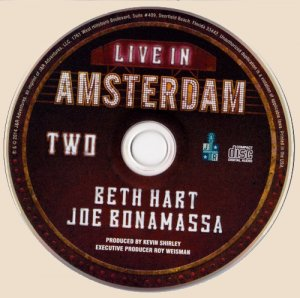 CD2-Joe Bonamassa - Live in Amsterdam