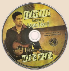CD-Indigenous - Time is Coming
