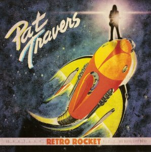 Pat Travers - Retro Rocket - 2015 FLAC