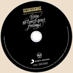 CD - Scorpions - Best Of Rock Ballads (2017)