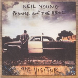 Neil Young and Promise of the Real - The Visitor (FLAC)