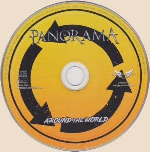 CD_Panorama - Around The World (2018)