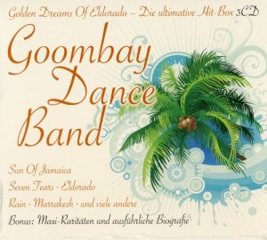 Goombay Dance Band - Golden Dreams Of Eldorado (3CD)