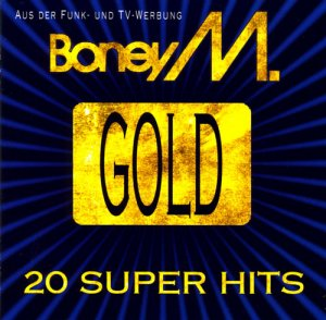 Boney M. - Gold 20 Super Hits (1992)
