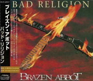 Brazen Abbot - Bad Religion (1997)