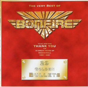 Bonfire - 29 Golden Bullets - The Very Best (2001)