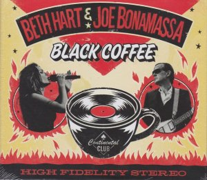 Beth Hart and Joe Bonamassa - Black Coffee (2018)