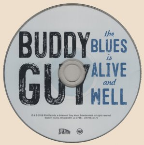 CD_The Blues