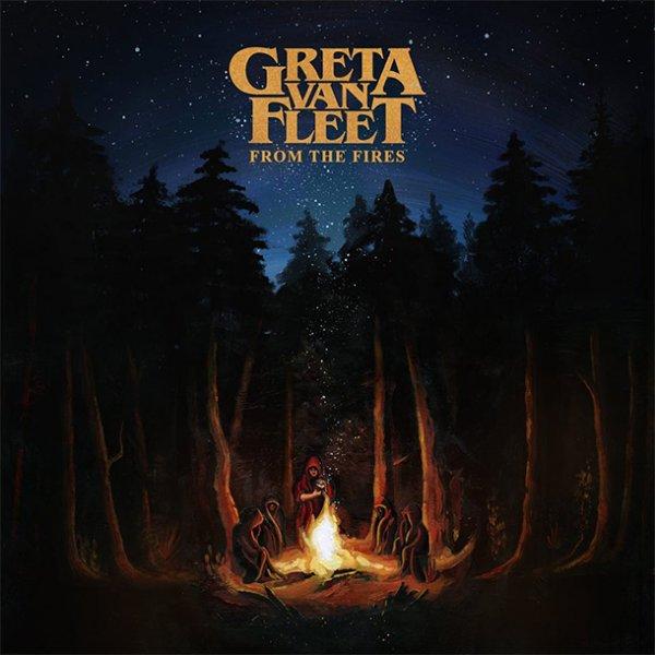 Greta Van Fleet - From The Fires (2017) FLAC