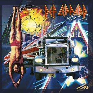 Def Leppard - The CD Box (Volume One) 2018