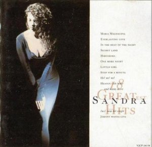 Sandra - 18 Greatest Hits (1992)