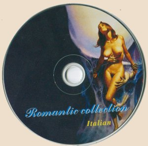 CD_Romantic Collection - Italian