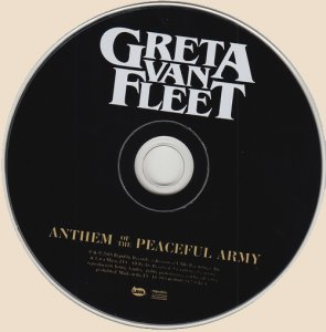CD_Anthem Of The Peaceful Army  (2018)