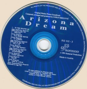 CD_Arizona Dream