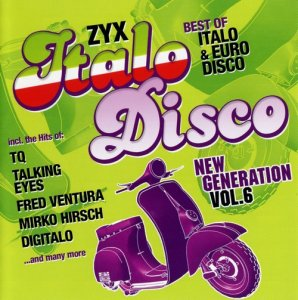 ZYX Italo Disco New Generation Vol.6