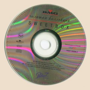 CD_BMG Russia Golden Collection