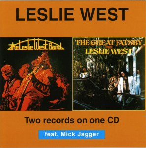 The Leslie West Band - The Great Fatsby