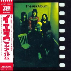 Yes - The Yes Album (1971)