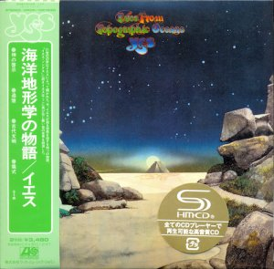 Yes - Tales From Topographic Oceans (1973)