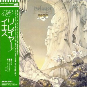 Yes - Relayer (1974) Remastered SHM-CD 2009