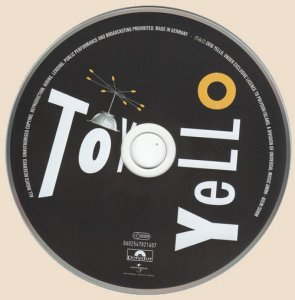 CD-Yello - Toy (2016)