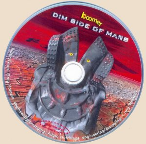CD-Boomer - Dim Side of Mars (2002)