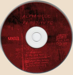 CD-Alphaville - Prostitute
