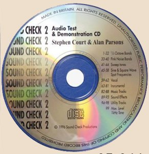 CD-Sount Check 2 Audio Test and Demonstration