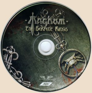 CD-Magnum - The Serpent Rings