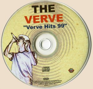 CD-The Verve - Verve Hits 99