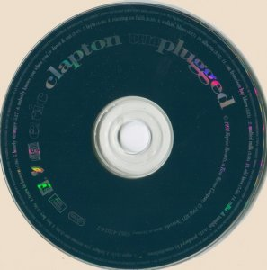 CD-Eric Clapton - Unplugged