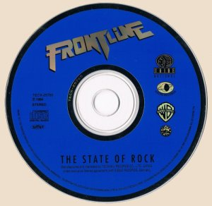 Disc-Frontline - The State Of Rock
